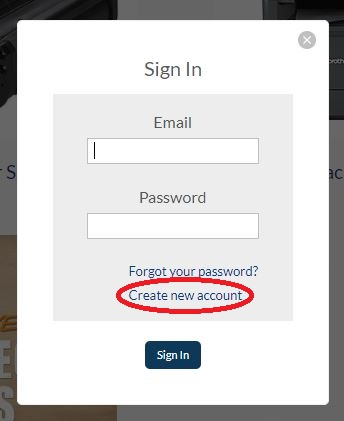 Signing Into Your Account